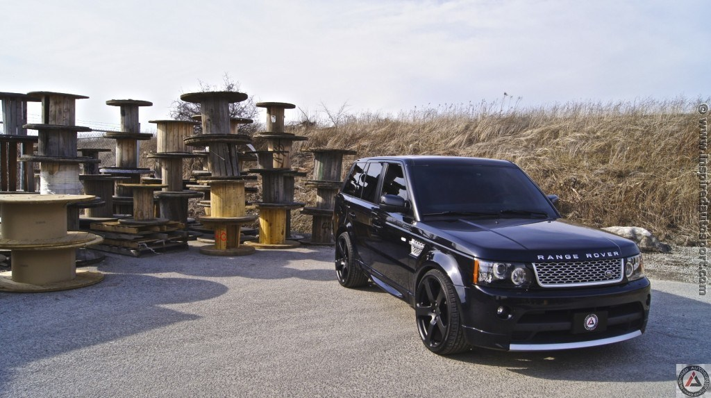 2012 Range Rover Sport Autobiography // Mansory