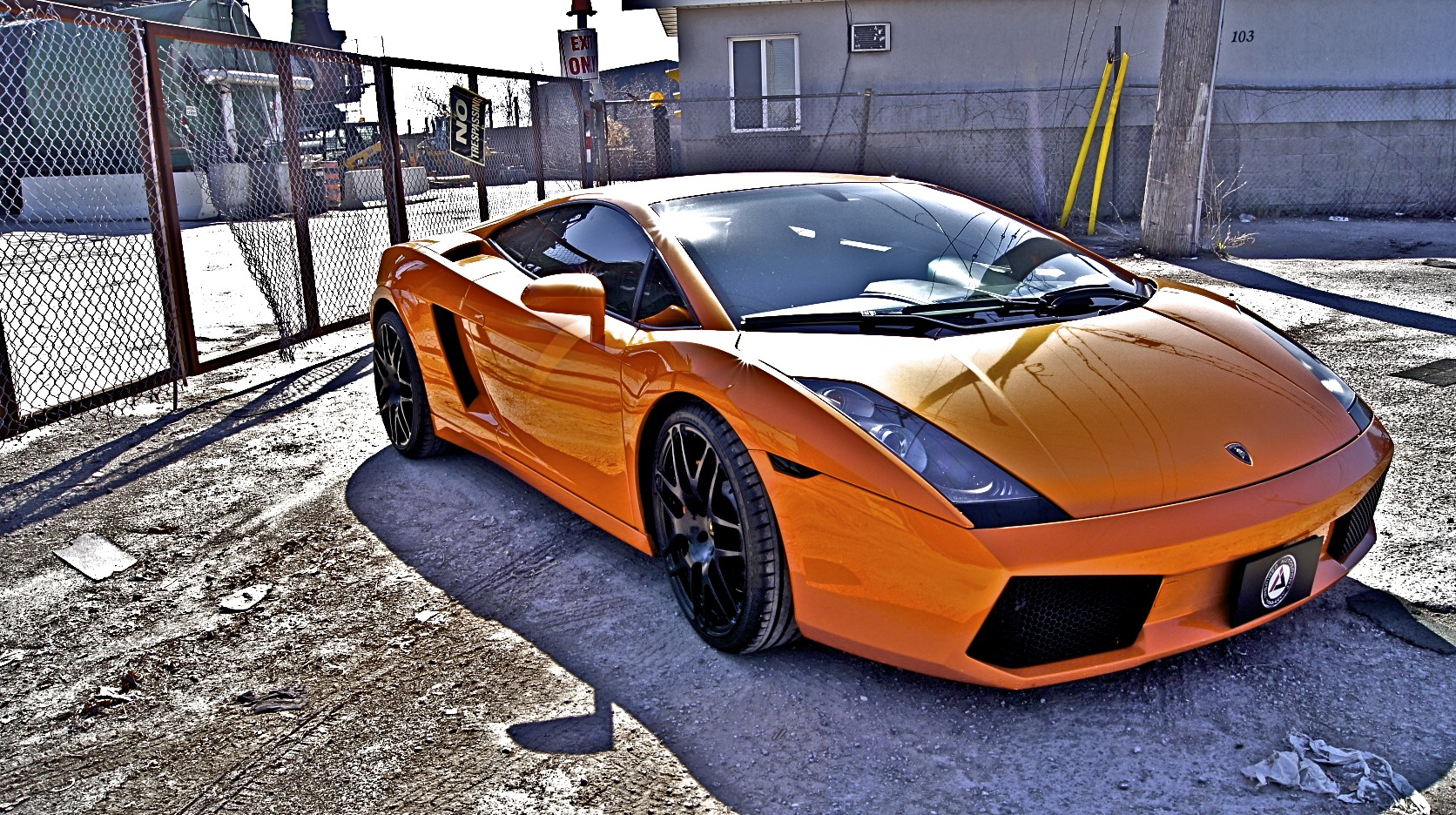 IA Project Ambrogino // The Twin Turbo Gallardo