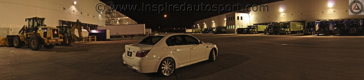 M5 with Shoes from Japan