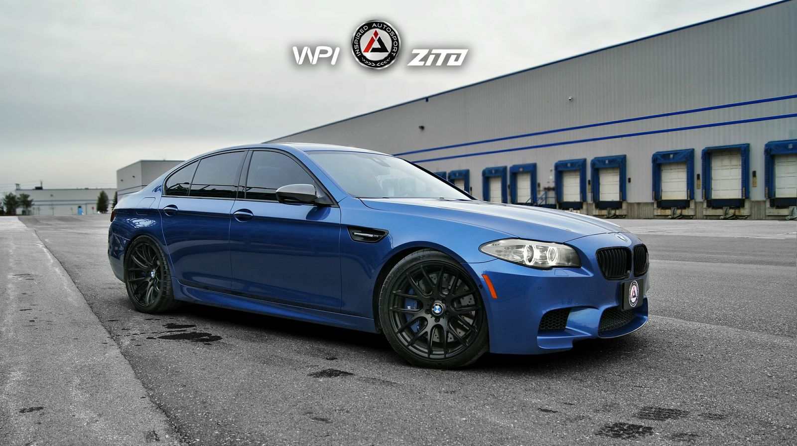 Zito Wheels // BMW M5 F10