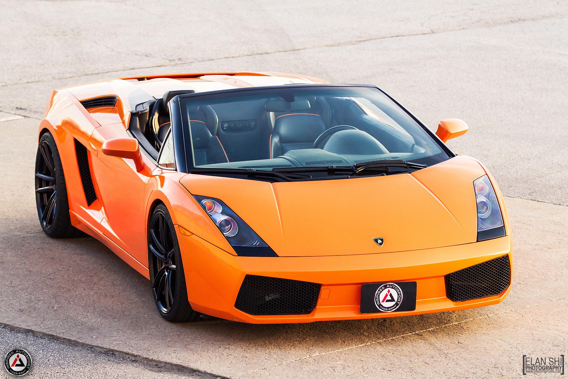 Lamborghini Gallardo Spyder // ADV5.2.1SL